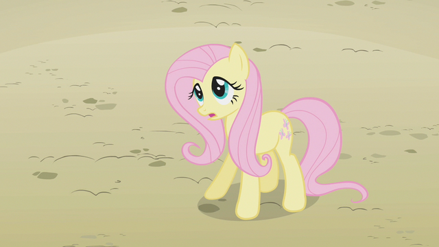 "File:Fluttershy ""not really"" S2E01.png"