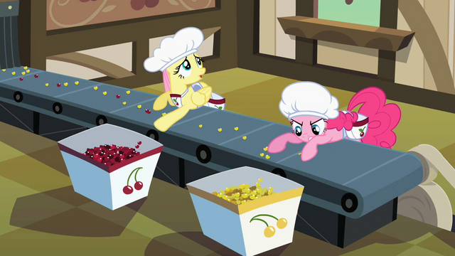 File:Fluttershy asks Applejack to slow down S2E14.png