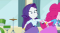 Pinkie Pie pulling on Rarity EGS1.png