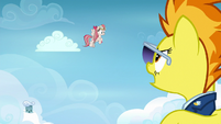 "Spitfire ""you call that cloud-busting?!"" S6E24"