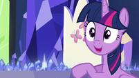 "Twilight ""I could send her to the Crystal Empire"" S7E1"