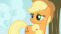 "Applejack ""that's what friends do for each other"" S03E09"