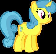 FANMADE Lemon Hearts vector