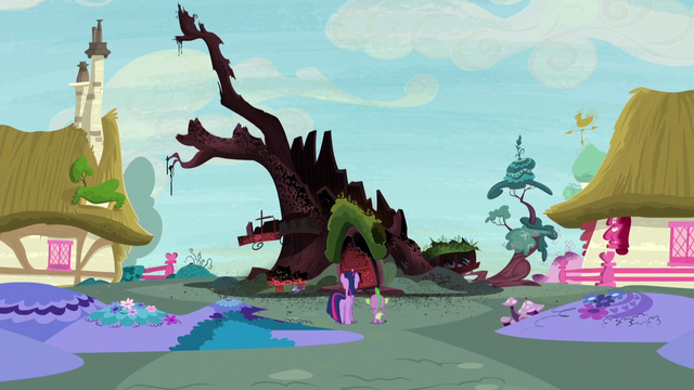 File:What remains of the Golden Oak Library S5E3.png