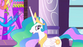 Celestia talking S2E01.png