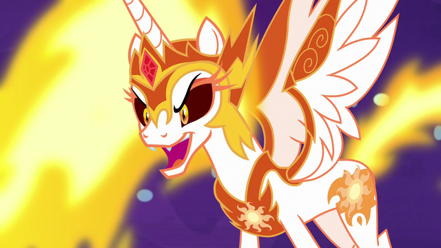 "File:Daybreaker ""you don't need anypony!"" S7E10.png"
