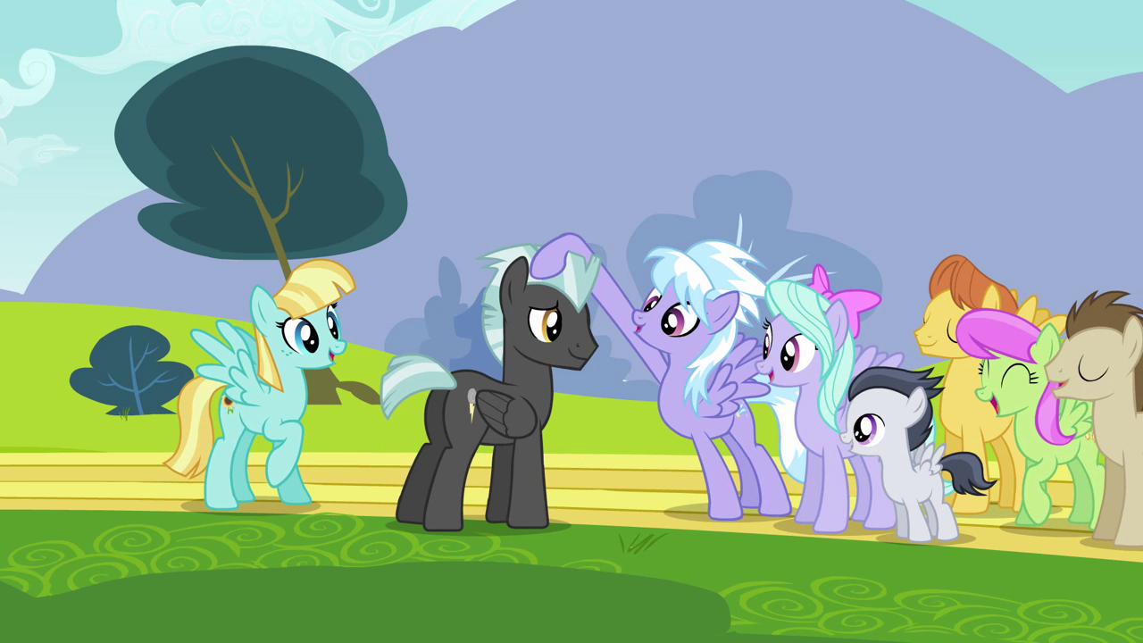 Rumble My Little Pony Friendship Is Magic Wiki Fandom