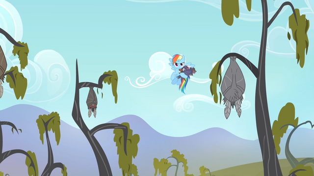 File:Rainbow holding the bats S4E07.png