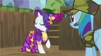 Rarity nice an understatement S2E21