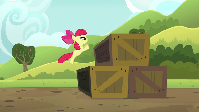 File:Apple Bloom doing the crate jump S5E17.png