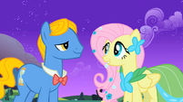 "Fluttershy and Perfect Pace ""I'm going to see them all"" S01E26"