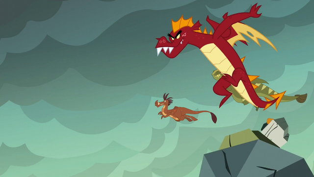 File:Garble continues the Gauntlet of Fire S6E5.png