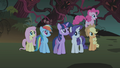 Pinkie Pie 'I'd hide under my pillow' S1E02.png