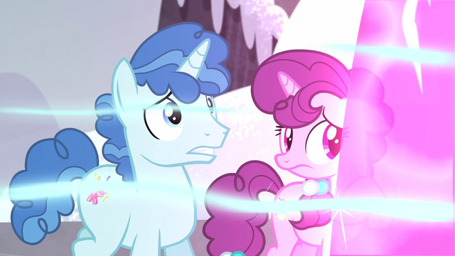 File:Village ponies protected by magic shield S5E2.png