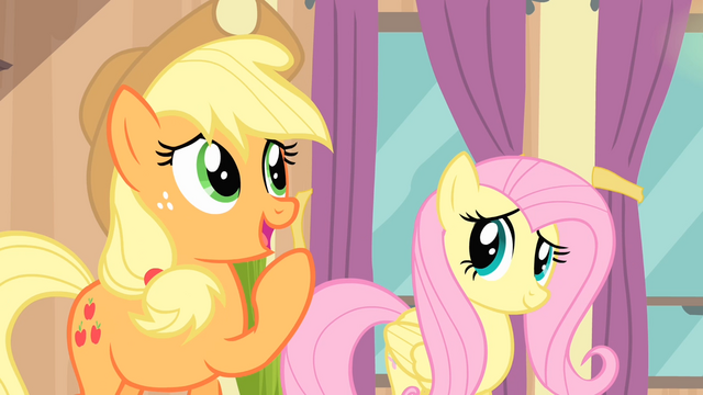 File:Applejack 'Buck up!' S4E08.png