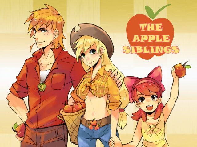 File:FANMADE The Apple Siblings.jpg