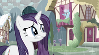 Rarity overwhelmed S3E13