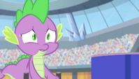 "Spike ""tell me this isn't happening"" S4E24"