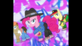 Pinkie Pie, Goldengrape and Dr. Hooves walking in style S4E21.png