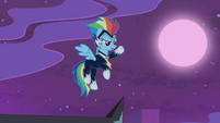 "Rainbow Dash ""somepony zap us back out"" S4E06"