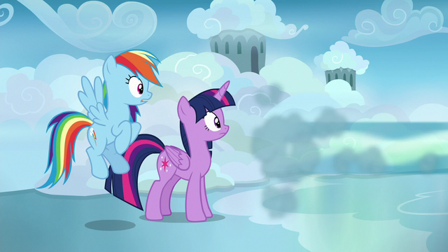 File:Sky speeds away from Twilight and Rainbow again S6E24.png