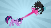 Twilight Sparkle attack S02E26