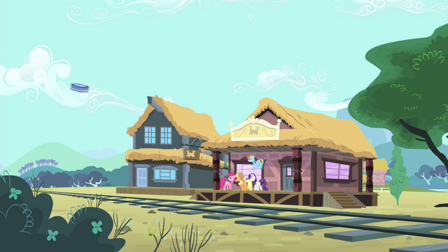 File:Main cast sees a spinning object S4E11.png