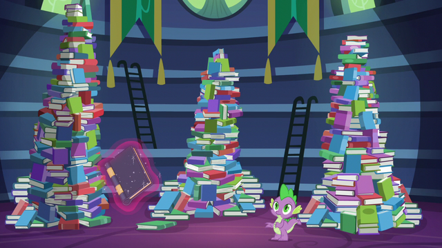 File:Book being levitated away from Spike S5E22.png