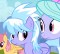 Flitter and Cloudchaser look at each other S2E22.png