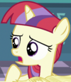 Moon Dancer filly ID S5E12