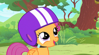 Scootaloo 'how she earned her cutie mark' S1E23