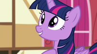 Twilight solves the the clue S5E19
