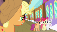 Applejack 'You've never met Babs Seed' S3E4