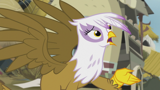 """File:Gilda """"I haven't even made one single friend yet!"""" S5E8.png"""