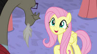 """Fluttershy """"would have a special kind of tea!"""" S7E12"""
