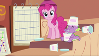 Pinkie with Spike S2E20