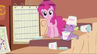 Pinkie with Spike S2E20