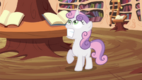 Sweetie Belle neck clicks S4E15