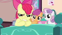 Apple Bloom hehehe S3E4