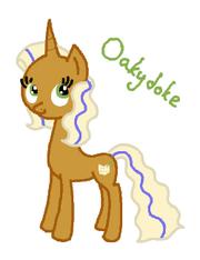 FANMADE Oakydoke drawing 1