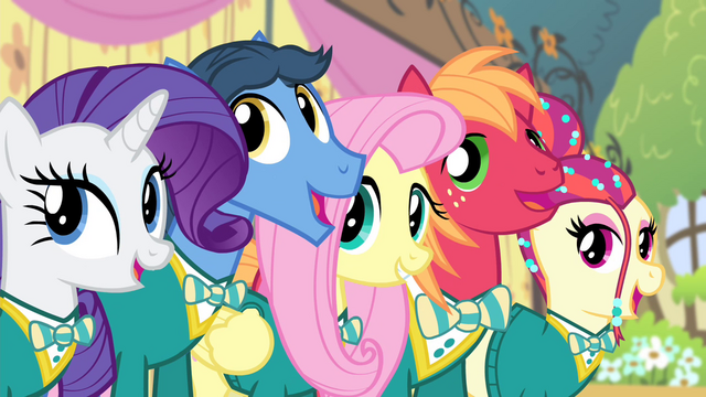 "File:Fluttershy and Ponytones ""got the music"" 2 S4E14.png"