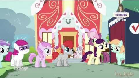 My Little Pony La Magia de la Amistad - The Vote (Español de España) -720p-