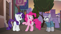 "Pinkie Pie ""now that you mention it"" S6E3"