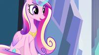Princess Cadance spirits lifted S3E1