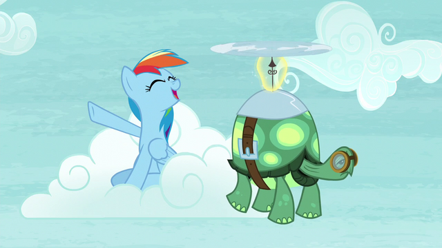 "File:Rainbow ""it'll be hello"" S5E5.png"