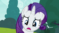 "Rarity ""what's the matter, darling?"" S7E6"