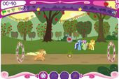 RiM Earth pony race Minuette, Merry May and Golden Harvest