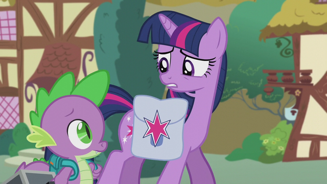 "File:Twilight ""worried what she could be up to"" S5E25.png"