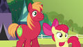 Apple Bloom and Big Mac left behind S5E17.png