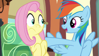"Rainbow Dash ""I don't know what will!"" S6E18"